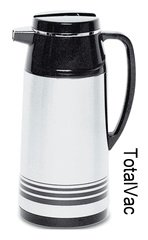 Peacock 1.9 Liter 64oz Thermal Pitcher By Bunn Commercial - 27350-0001 (1.9l Thermal Pitcher)