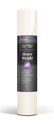 OESD Heavy Weight Tear-Away Stabilizer 2.5 oz. White 15