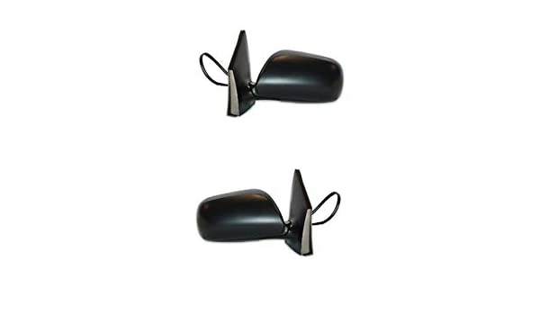 Left /& Right Driver and Passenger Pair Set DOOR MIRROR For Toyota Corolla