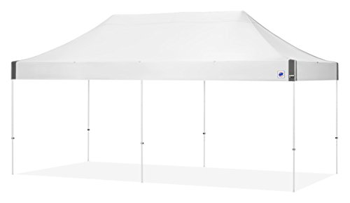E-Z UP Eclipse 10 x 20 ft. Canopy with Carbon Steel Frame, W