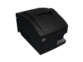 Star Micronics 37964711 Model SP742WEBPRNT Receipt Printer, Impact, Auto Cutter, Ethernet Webprnt, Internal Power Supply, Gray