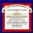 Louisville First Edition Encores- Arthur Bird: Eine Carneval, Scene for orchestra / Frederick Shepherd Converse: Endymion's Narrative / Flivver Ten Million