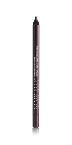 Marcelle Waterproof Eyeliner, Mulberry, Hypoallergenic and Fragrance-Free, 0.04 oz