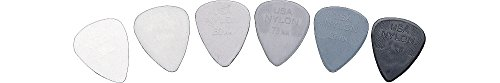 Dunlop Nylon Standard Guitar Pick .60 mm 1 Dozen (Guitar Picks Nylon)