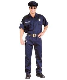 Letter E Fancy Dress Costumes (Police Officer Adult Costume)