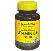 Nature's Plus - Vitamin B-2 100 Mg Tablets 90