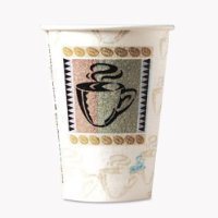 Dixie 5342CDPK Hot Cups, Paper, 12 oz., Coffee Dreams DXE5342CDPK SOLD BY Prefectmart THANK YOU