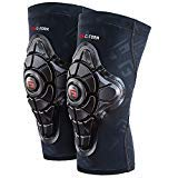 G-Form Pro-X Impact Protection Knee Pads (Black/Grey, XLarge)