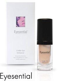[Eyesential - Under Eye Enhancer] (Spider Web Eye Makeup)