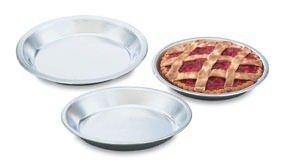 Vollrath 68090 Wear-Ever 11-1/4'' Aluminum Pie Plate