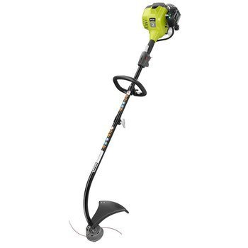 Ryobi ZRRY252CS 25cc 17 in. 2-Cycle Curved Shaft Trimmer Certified Refurbished