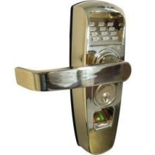 ReliTouch Handle Lock - Polished Brass ReliTouch Handle Lock - Polished Brass