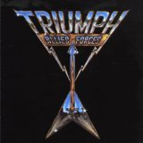 Triumph ~ Allied Forces LP Vinyl Record (55430)