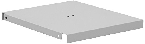Salsbury Industries Compartment Shelf for 12 by 15-Inch Metal Locker, Gray