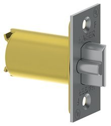Hager 3946 Sq Corner Dead Latch w/2-3/8 Backset for the 3410 Series Latch Set 32D