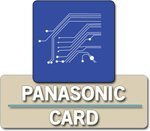 Price comparison product image Panasonic KX-NCP1104 4-Channel VoIP DSP Card (DSP4)