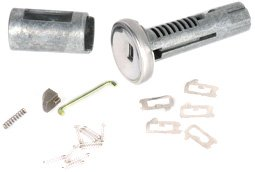 Equinox Tumbler (ACDelco D1464G GM Original Equipment Uncoded Ignition Lock Cylinder Kit with Tumblers and Springs)