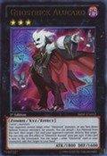 YU-GI-OH! - Ghostrick Alucard (SHSP-EN052) - Shadow Specters - 1st Edition - Ultimate Rare