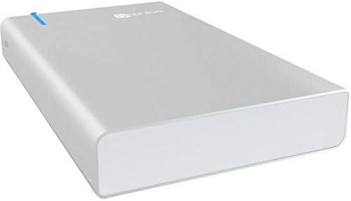 Storeva MiniMax – Caja de disco duro (plateada, 2,5 pulgadas, USB ...