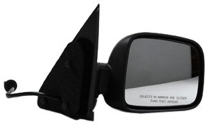 TYC 4140031 Jeep Liberty Passenger Side Manual Folding Power Non-Heated Replacement Mirror