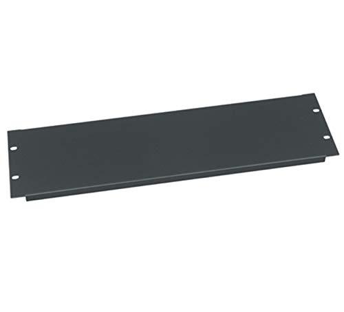 - Middle Atlantic Products EB3 Flanged Steel Rack Panel - 3U