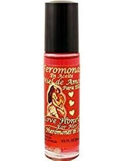 Amazon.com : Pheromone oil Perfume Honey of Love/Miel de Amor : Other Products : Beauty