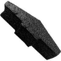 Lomanco44; Inc. Ridge Vent End Plug Blk Foam VPLUG