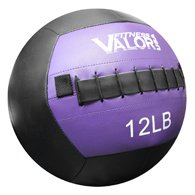 Valor Fitness Wall Ball, 12 lb