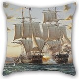 Bestcase88 Sofa Simple Home Decor Design Start Sailing Pillowcase 20x20inch Throw pillow Covers