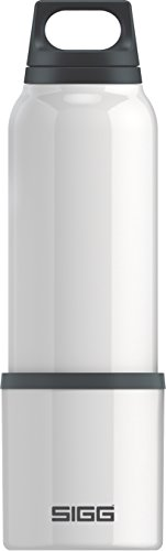 SIGG Classic Thermo Water Bottle with Cup, (Sigg Stainless Steel)