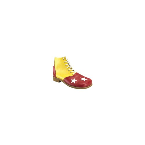 Funtasma CLOWN-02 - chaussures carnaval costume Halloween, One-Size:One Size