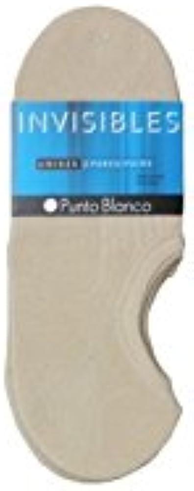 Punto Blanco - Calcetines INVISIBLES Punto Blanco SIN COSTURAS 2 ...