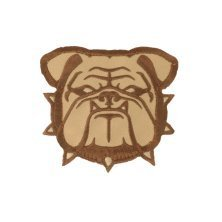 large bulldog patch - 5