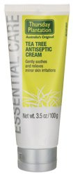 Nature's Plus Tea Tree Antiseptic Thursday Plantation Cream, 3.5 Ounce