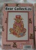 Janlynn Corporation Bear Collection #105-25 Making a Sandcastle - 5 X 7 Cross Stitch Kit ()
