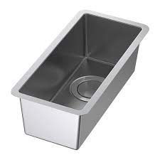 IKEA. 192.505.22 Sink Stainless Steel