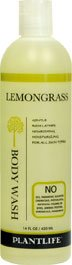 (PLANTLIFE Lemongrass Body Wash, 14)