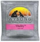 Wysong Vitality Adult Cat Food Bag, 4-Pound, My Pet Supplies
