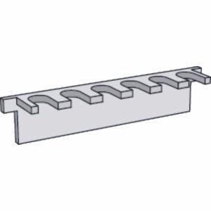 Kerkmann Stempelhalter für Schubladencontainer norm-S