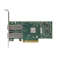 Mellanox Connect X3 Dual Port 10 GbE SFP+ full Height Network Adapter for Dell PowerEdge R430, R530, R920, T430