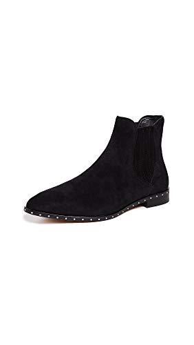 Rebecca Minkoff Women's Madysin Booties, Black, 6 M ()