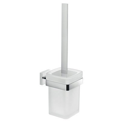 Elba Free Standing Toilet Brush and Holder