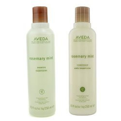 Aveda Rosemary Mint Shampoo & Conditioner Duo 8.5 oz (Rosemary Mint Conditioner Aveda)