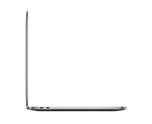 Apple MacBook Pro (15'' Retina, Touch Bar, 2.6GHz 6-Core Intel Core i7, 16GB RAM, 512GB SSD) - Space Gray (Latest Model) by Apple (Image #2)