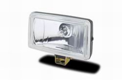 (Driving Lamp Rectangle Large 6 in. x 4 in. x 2.75 in. Incl. Plastic Cover)