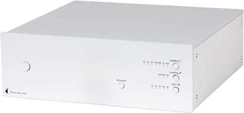 Pro Ject Phono Box Ds2 Phono Vorverstärker Silber Elektronik