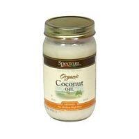Spectrum Naturals Refined Coconut Oil 14 Oz -Pack of
