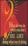 What Do You Do When You Don't, Joy Haney, 1880969130