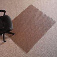 478532 Part# 478532 Hardwd Floor Chair Mat Rectglr 46x60 Clear Ea from Office Depot Office Depot Floor Mats