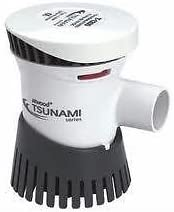 12-v Powerful Compact Reliable Manual Bilge Pump [Attwood Tsunami] Picture